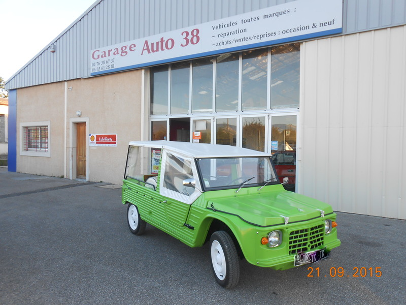 Restauration m hari garage auto 38 - Garage grenoble occasion ...