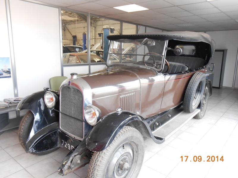 Restauration voiture ancienne b 14 garage auto 38 - Garage restauration voiture ...