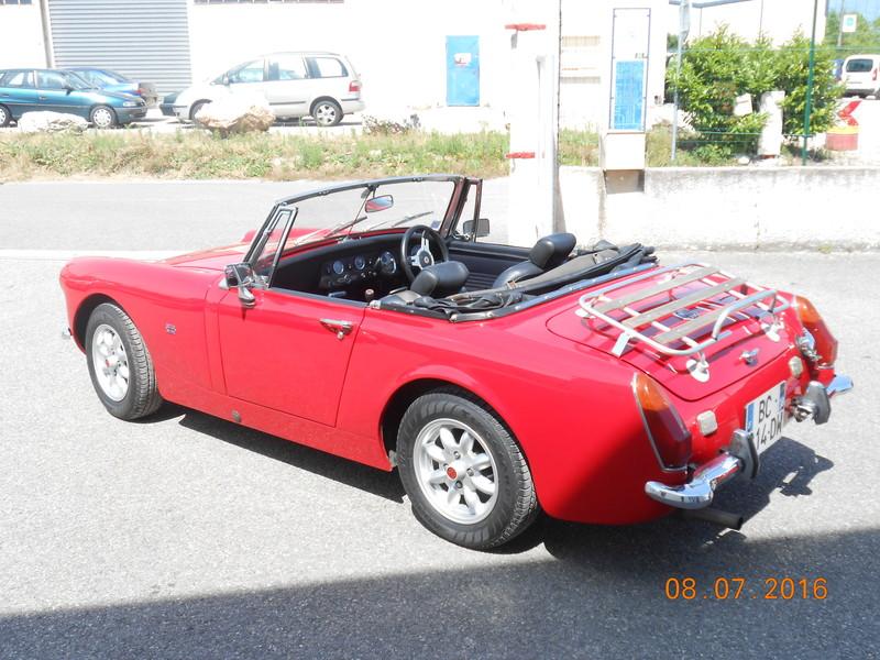 Mg midget garage auto 38 for Garage courant automobile vesoul